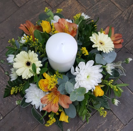 All Occasion Candle Arrangement