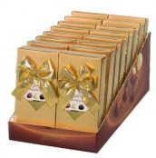 Gold Box Belgian Chocolates 125g